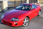 1998 Toyota Supra Twin Turbo Hatchback 2-Door